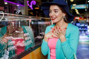 紫外線対策 帽子 女性1