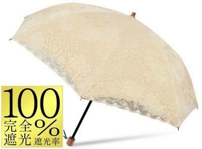 日傘 完全遮光