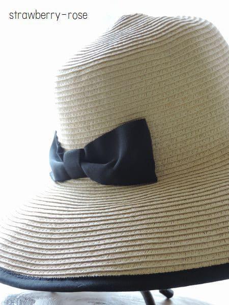 芦屋ロサブラン帽子
