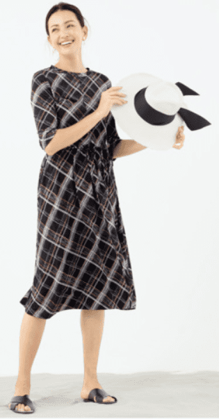 DoCLASSE・UVスラブ・リラックスワンピースの商品画像