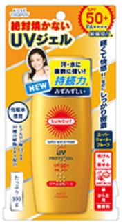 KOSE・サンカット 日やけ止めジェル (スーパーウォータープルーフ)の商品画像