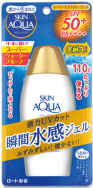 ロート製薬・スキンアクア スーパーモイスチャージェルの商品画像