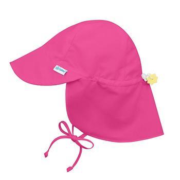 アイプレイのフラップ付き UVカット帽子