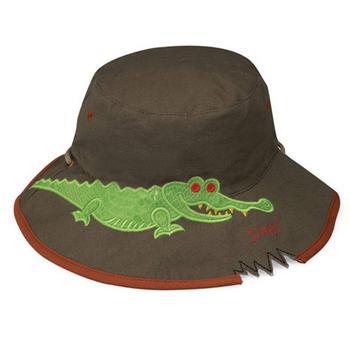 サングローブのUVカット帽子