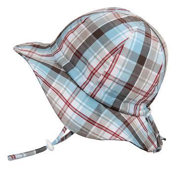 トゥインクルベルの幼児UPF50+日焼予防帽子