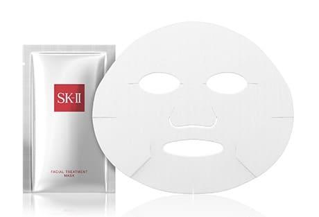 SK-Ⅱのフェイシャルトリートメントマスク