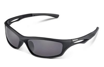 スポーツタイプのサングラス(黒色)