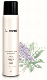 Le ment fragrance UV sprayの商品画像