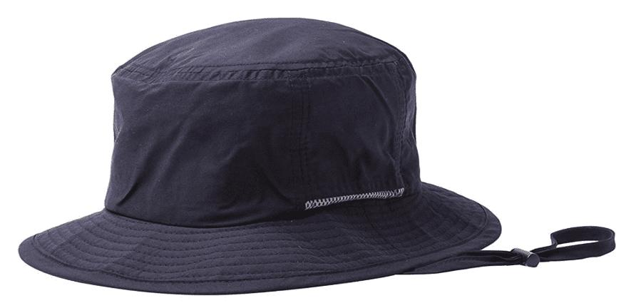 商品画像 サイドメッシュを搭載し蒸れにくい!ベーシックエンチ 帽子 Kids Teflon Safari Hat(キッズテフロンサファリハット)