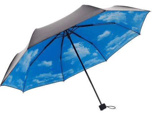 三段折り畳み傘の商品画像