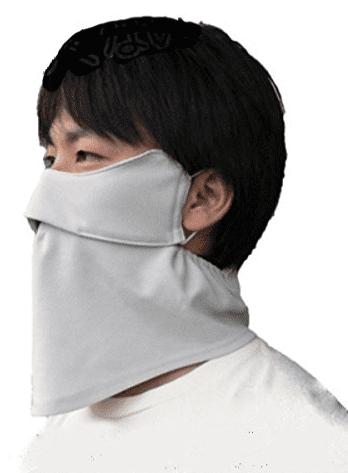 参考商品画像 紫外線対策マスク A