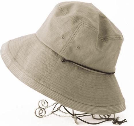 帽子屋QUEENHEAD UVハット