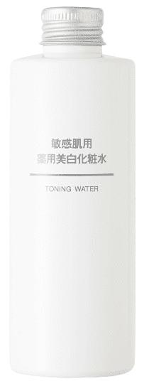 無印良品薬用美白化粧水の商品画像