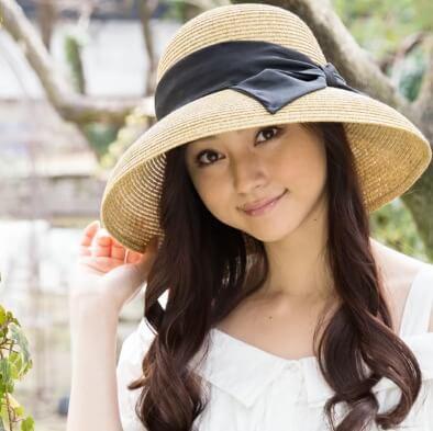 帽子屋クイーンヘッド・麦わら帽子 つば広 スローハットの商品画像