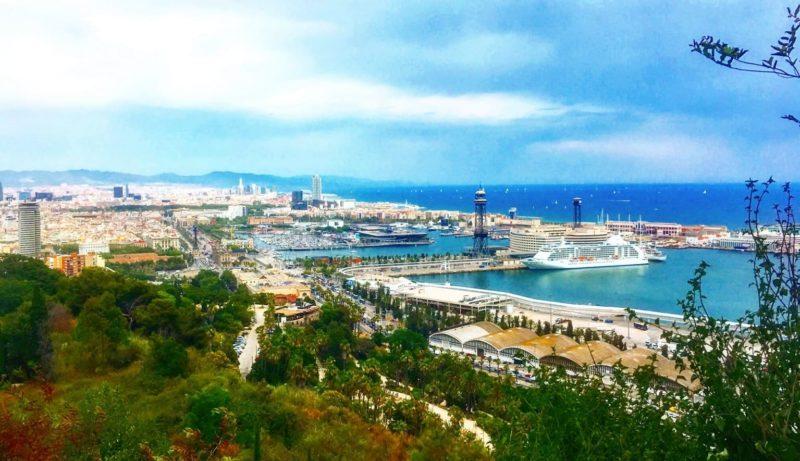 スペイン風景
