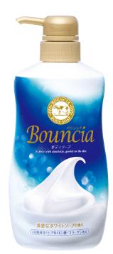 牛乳石鹸 バウンシア ボディソープの商品画像