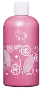 草花木果 花の香りのボディーソープの商品画像
