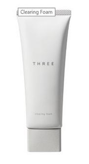 THREE(スリー) クリアリングフォーム