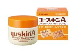 ユースキン製薬のユースキンA