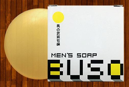 BUSO(ブソウ)・メンズソープの商品画像