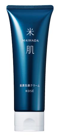 肌潤洗顔フォームの商品画像