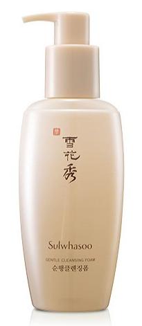 雪花秀(ソルファス)・順行 クレンジングフォームの商品画像