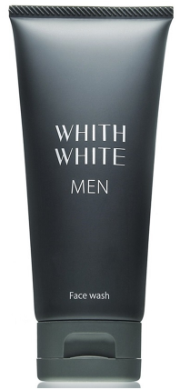WHITH WHITE(フィスホワイト)・MEN 美白 洗顔フォームの商品画像