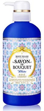 SAVON DE BOUQUET(サボンドブーケ)ホワイト ボディウォッシュの商品画像
