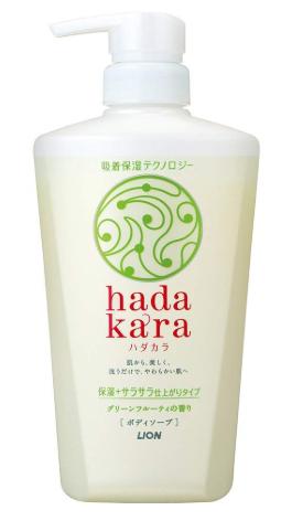 hadakara(ハダカラ) ボディソープ 保湿+サラサラ仕上がりタイプの商品画像