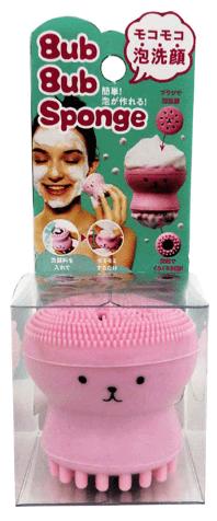 泡洗顔バブバブスポンジの商品画像