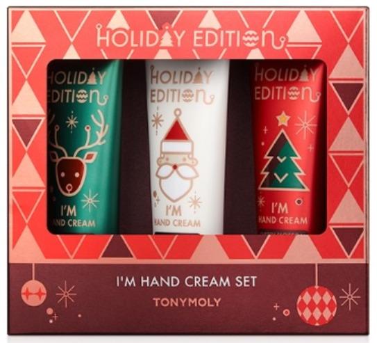 [ホリデー エディション] アイム ハンドクリーム セットの商品画像