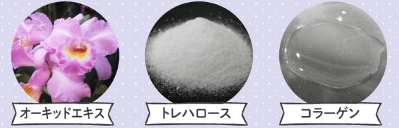 酵素パックポイント3