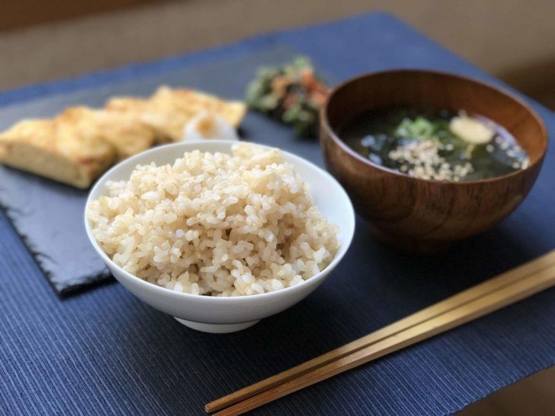 体に優しい和食