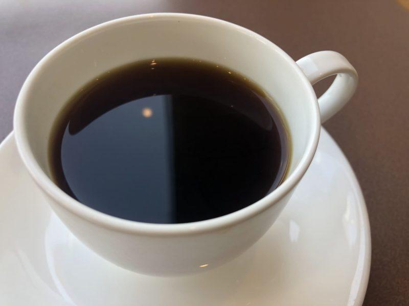 コーヒーカップ一杯