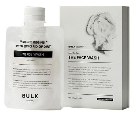 BULK HOMME THE FACE WASHの商品画像