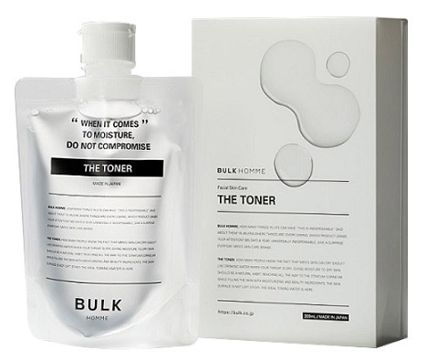 BULK HOMME THE TONERの商品画像
