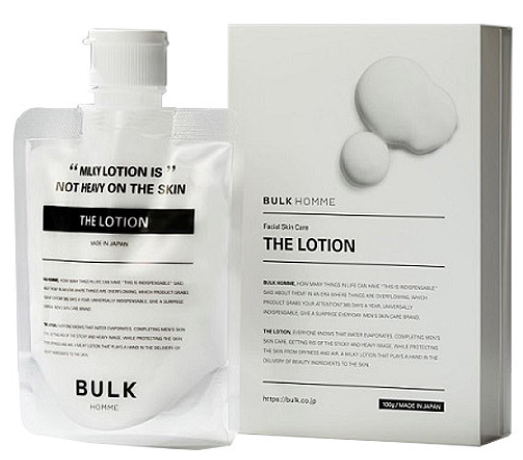 BULK HOMME THE LOTIONの商品画像