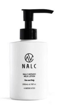 NALC ヘパリンミルクローション 商品画像