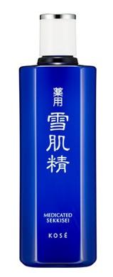 コーセーの薬用 雪肌精 美肌化粧水