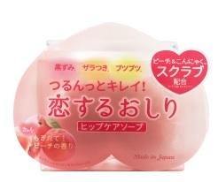 ペリカン石鹸の恋するおしり ヒップケアソープ