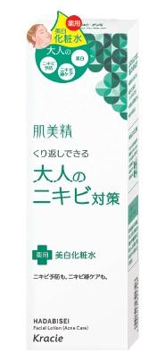 肌美精の大人のニキビ対策 薬用美白化粧水