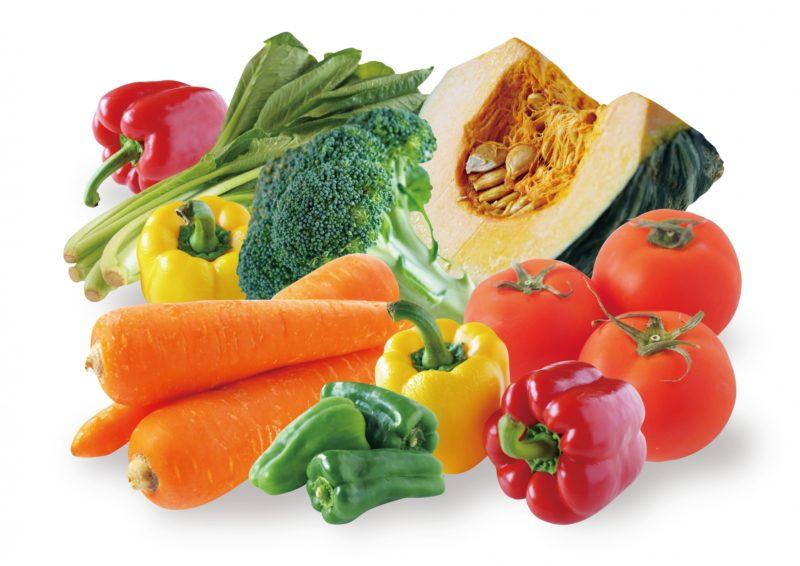 ビタミンAを多く含む野菜