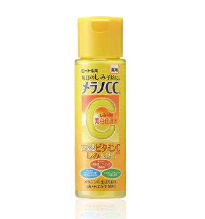 ロート製薬メラノCC薬用しみ対策 美白化粧水