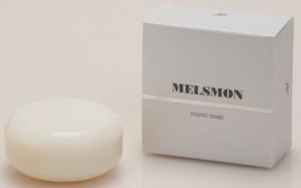 メルスモン製薬のメルスモン モイスト ソープ
