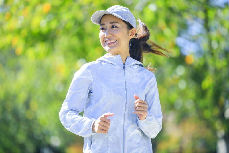 毛穴の悩みは運動不足が関係しているのか 1 ジョギング