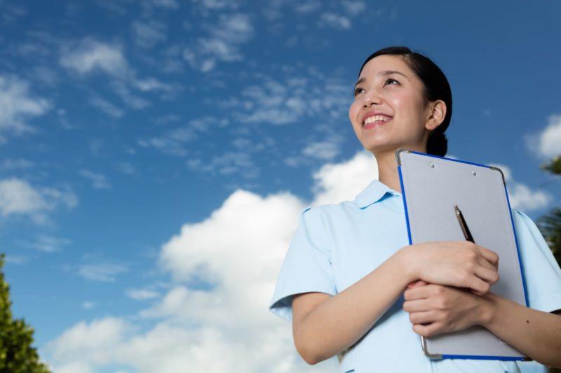 プラセンタ治療でニキビの改善を 看護士さん