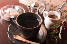 黒汁フィットネスコーヒー