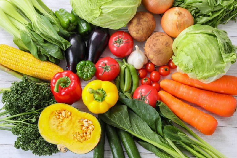 妊婦とコラーゲン 野菜
