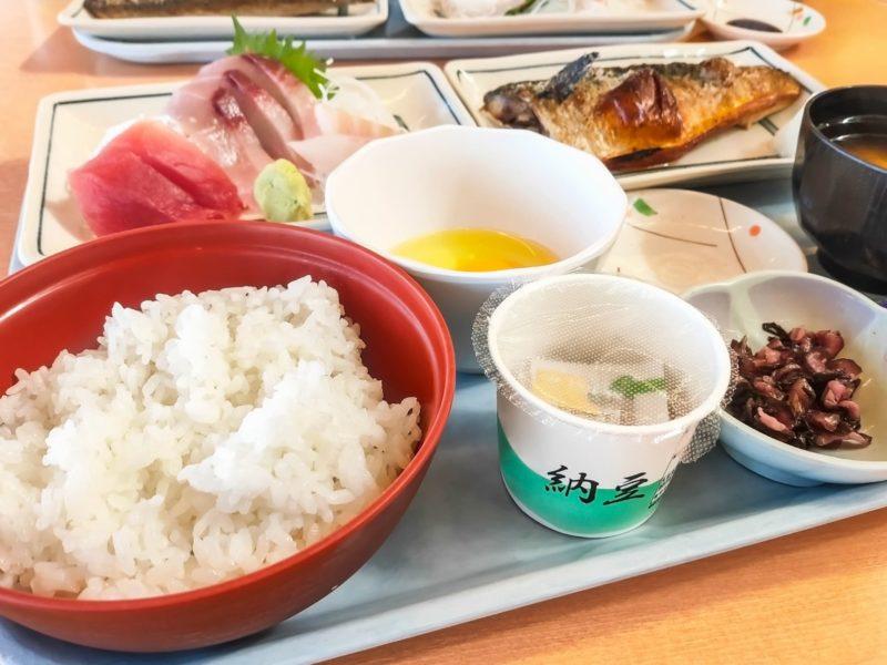 コラーゲンの生成 納豆定食