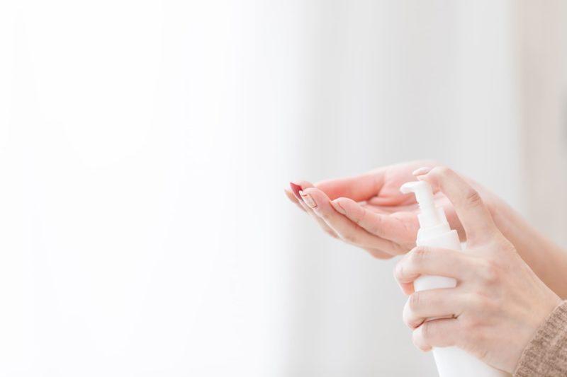 コロナ予防の手洗いで起こる手荒れと石鹸の関係 液体石鹸